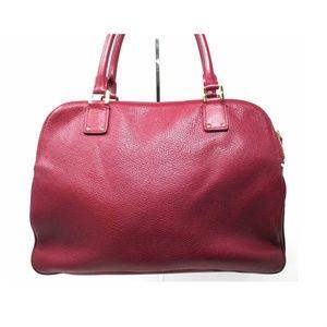 b4e8234bd5d Tory Burch Bags - Tory Burch Thea Triple Zip Compartment Satchel